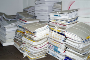 Document management systems allow you to organize all the documents in the firm!